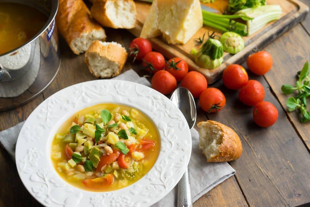 Трите най-популярни италиански предястия – 1 част