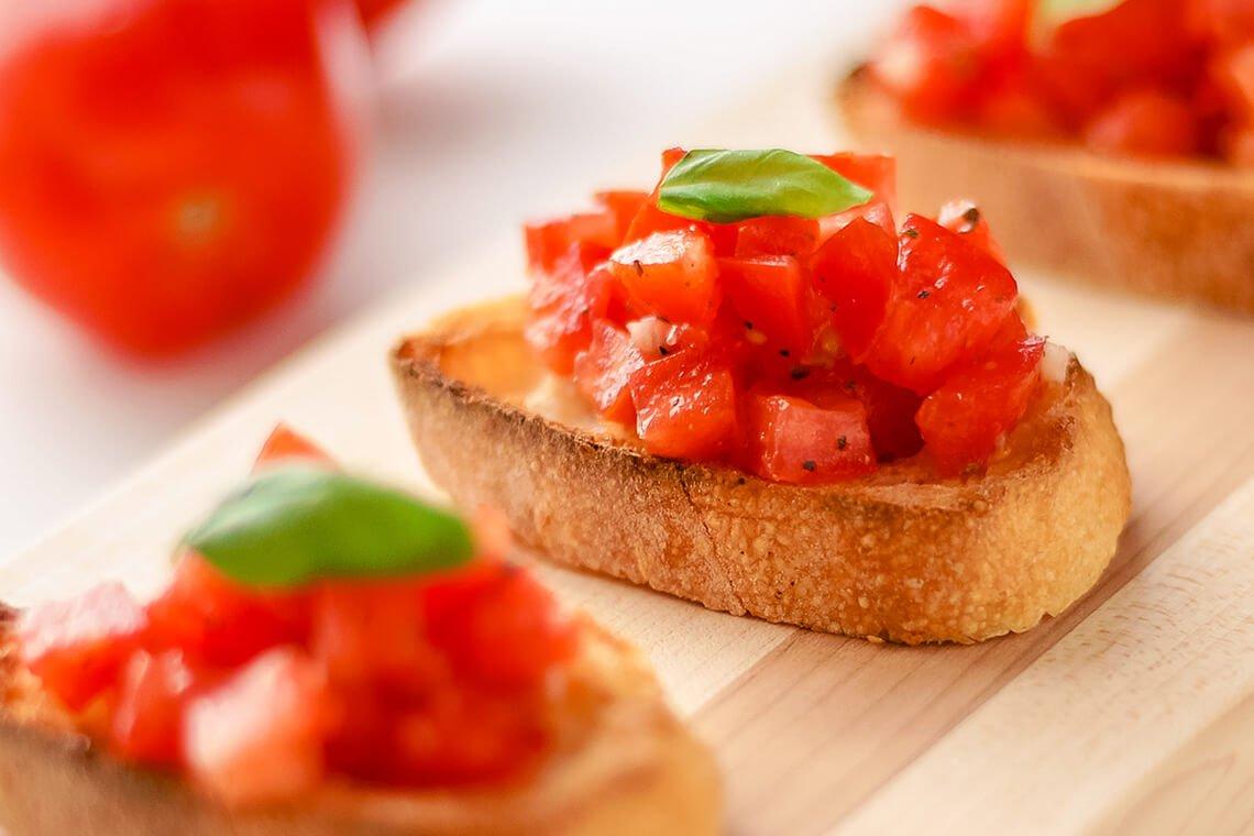 Трите най-популярни италиански предястия – 2 част
